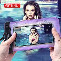 Водонепроницаемый чехол для смартфона GETIHU, фото 1