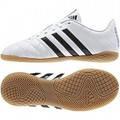 Детская футбольная обувь для зала Adidas 11QUESTRA IN J