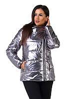 Стильная женская теплая куртка