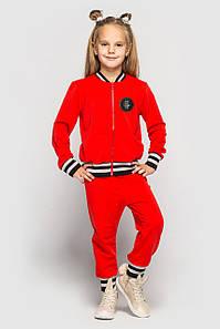 Детский красный костюм ClydeCHS-27
