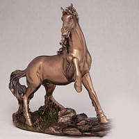 Бронзовая статуэтка Конь (22 см)