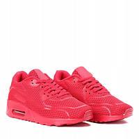 Кроссовки красного молодёжного цвета с Польши bcfd11eb792