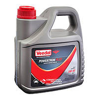 Масло моторное VEEDOL POWERTRON PLUS 5W-40 4 литра синтетическое