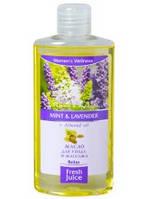 Масло для ухода и массажа Mint&Lavender+Argan oil 150мл Fresh Juice