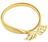 Металлический пояс пружина женский Traum, золотой