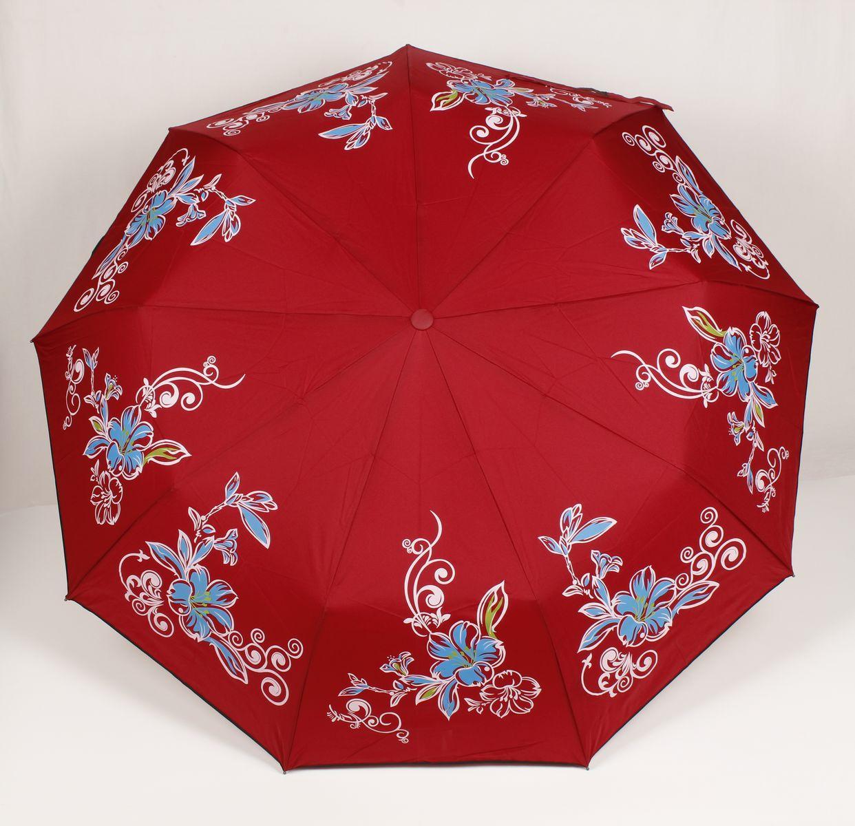Зонт женский полуавтомат Monsoon