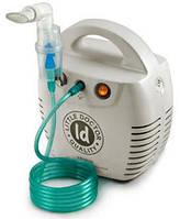 Небулайзер (ингалятор) компрессорный для детей и взрослых Little Doctor LD-211C (желтый) Белый