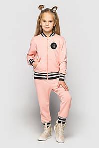 Детский персиковый костюм ClydeCHS-28