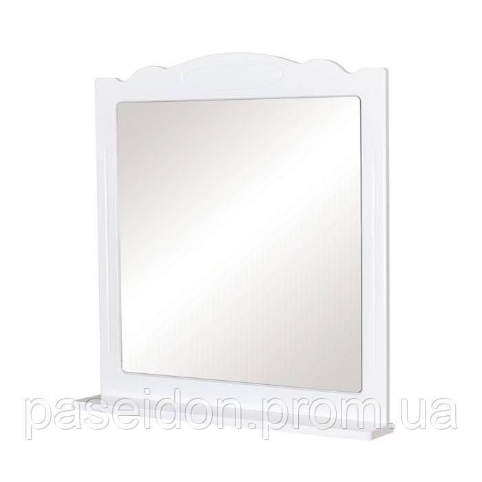 Зеркало АкваРодос «Classic 80» «Белый» / «Итальянский орех»