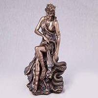 Бронзовая статуэтка Гигея - богиня здоровья (25 см)