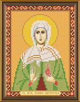 """Схема для вышивки """"Св. Прав. Иоанна (Яна, Жанна) Мироносица"""""""