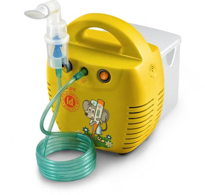 Небулайзер (інгалятор) компресорний для дітей і дорослих Little Doctor LD-211C