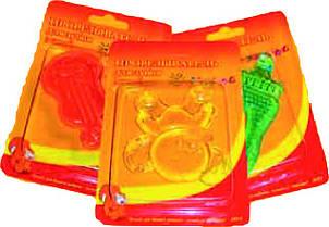 Прорезыватель водный 1-цветный, арт. 003