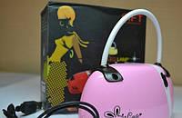 Настольная светодиодная лампа дамская сумочка , фото 1