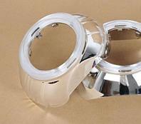 """Маска для би-ксеноновых линз angel eyes MAX 2 style (2.5"""", 2.8"""", 3,0"""")"""