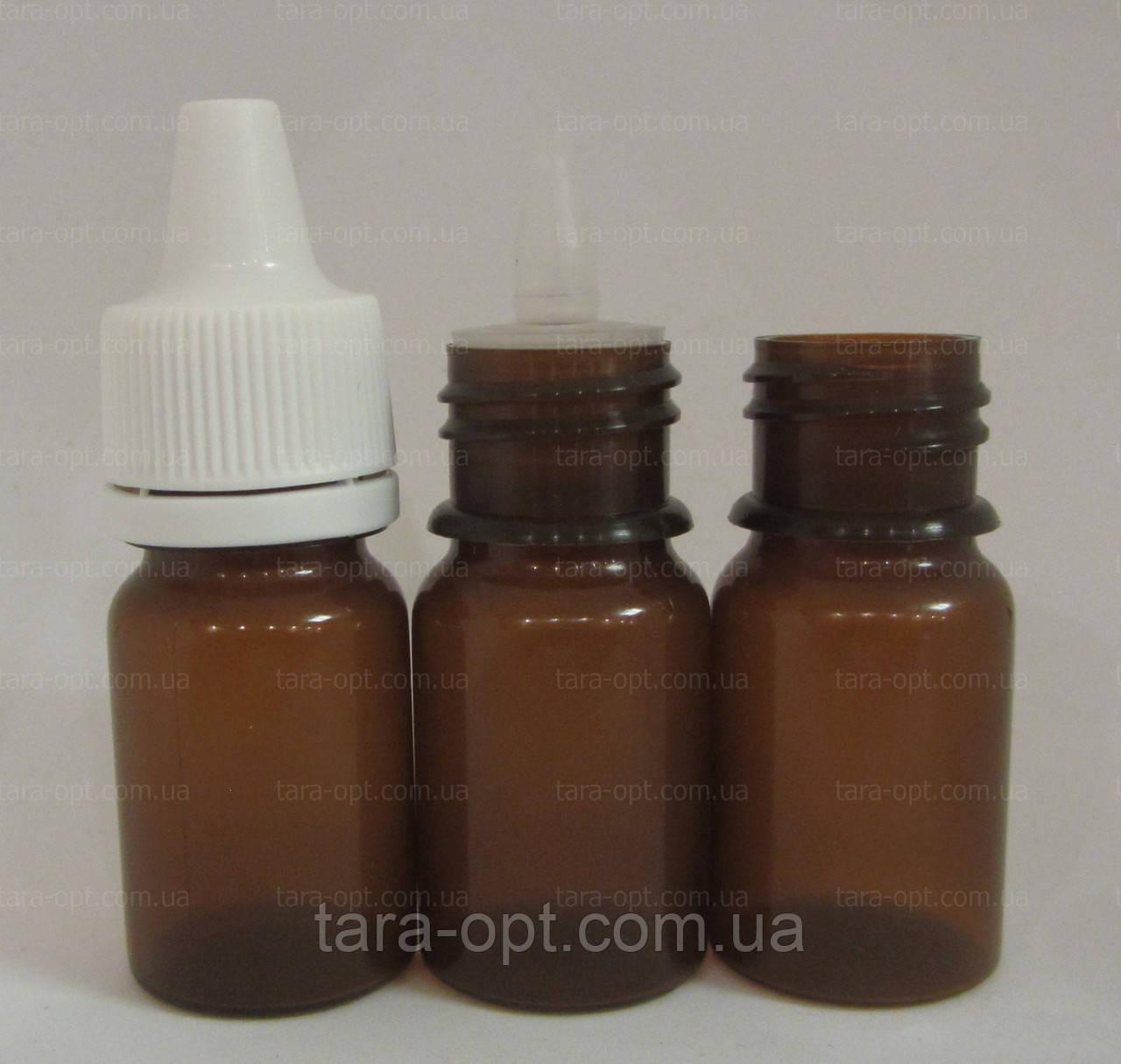 Флакон полимерный 10 мл, (Цена от 1,80 грн)*
