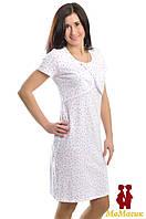 Ночная рубашка 2в1: беременность, кормление, фото 1