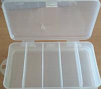 25-Пластиковая тара (контейнер) для упаковки и склада 18×10×5.5 см