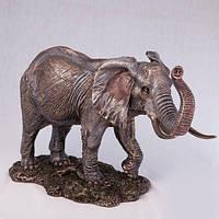 Бронзовая статуэтка Слон (36*20 см)