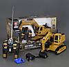 Экскаватор Строительная техника игрушка, на радиоуправлении, аккумулятор, в коробке