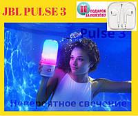 Портативная Bluetooth Колонка JBL Charge 3 PULSE FM MP3