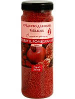 Средство для ванн Cherry & Pomegranate 450г Fresh Juice