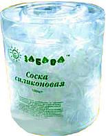 Соска силиконовая для бутылочек, размер M, арт. 011
