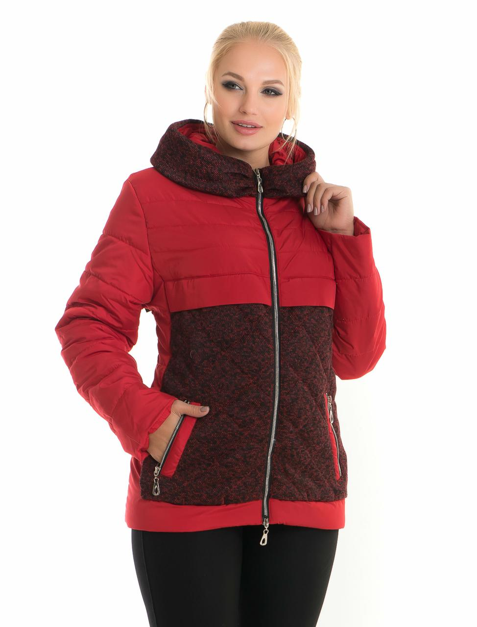 Стильная короткая куртка от производителя