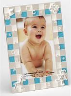 Рамки для фотографий Walther 10*15 TU015L Baby blau/weiss