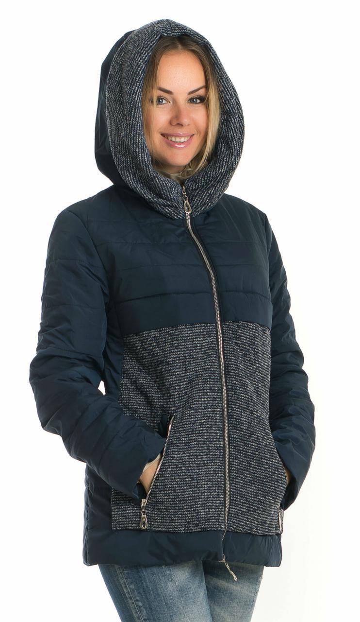 Куртка демисезонная от производителя с капюшоном
