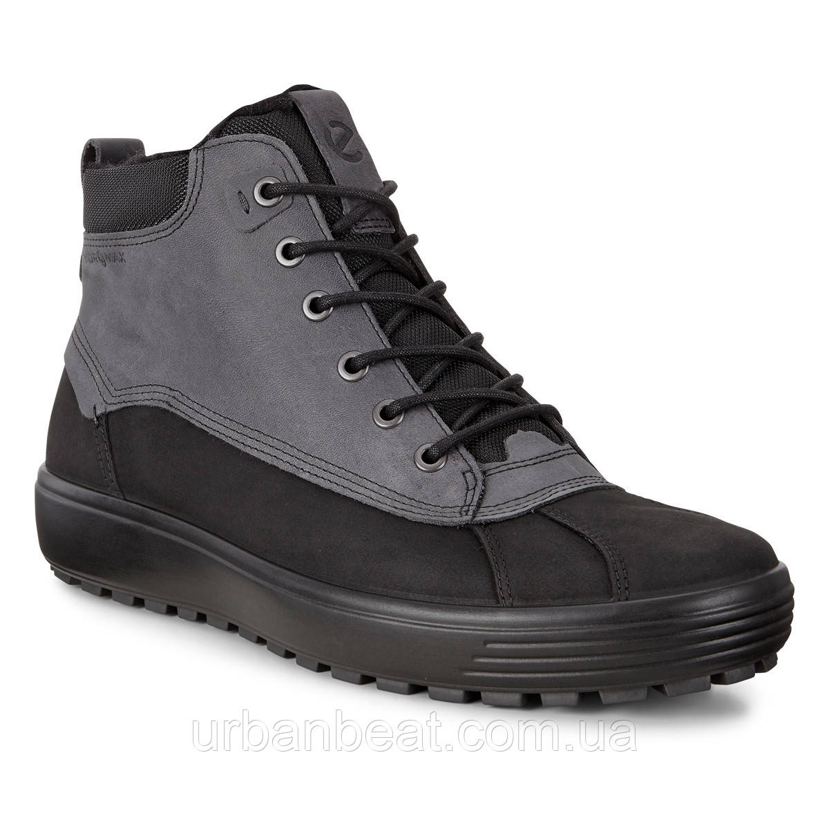 Мужские ботинки Ecco Soft 7 Tred Hydromax 450124-51052 ОРИГИНАЛ , фото 1