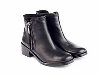 Ботинки Etor 5843-8272 36 черные, фото 1
