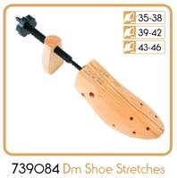 Распорка, винтовая колодка, растяжитель для обуви р. 35-38, фото 1