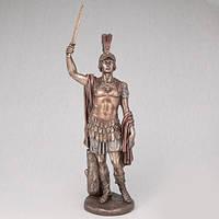 Бронзовая статуэтка Александр Великий (33 см)