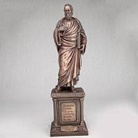 Бронзовая статуэтка Сократ (36 см)