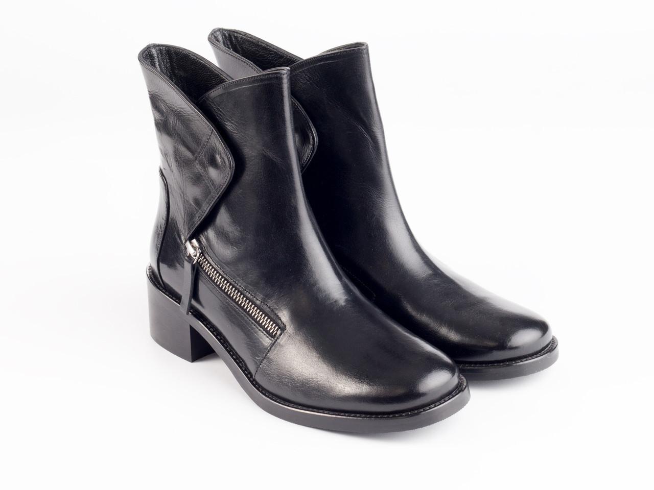 Ботинки Etor 6217-08272 39 черные