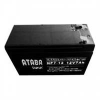 Аккумулятор ATABA TECHNOLOGY 12-7,2 (12В, 7,2Ач)