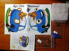 Игрушки из фетра (наборы)
