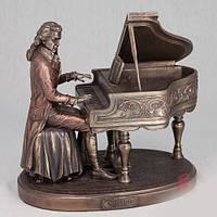 Бронзовая статуэтка Вольфганг Амадей Моцарт (20 см)