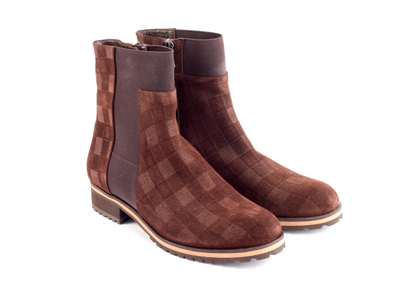 Ботинки Etor 4417-011-9530 38 коричневые