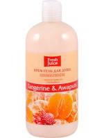 Гель для душа Tangerine & Awapuhi 500мл Fresh Juice