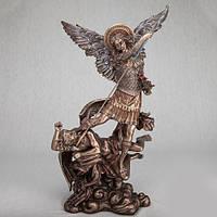 Бронзовая статуэтка Архангел Михаил (33 см)
