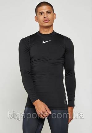ba02dd03 Кофта компрессионная муж. Nike Pro Warm Compression Long Sleeve (арт.  838046-010