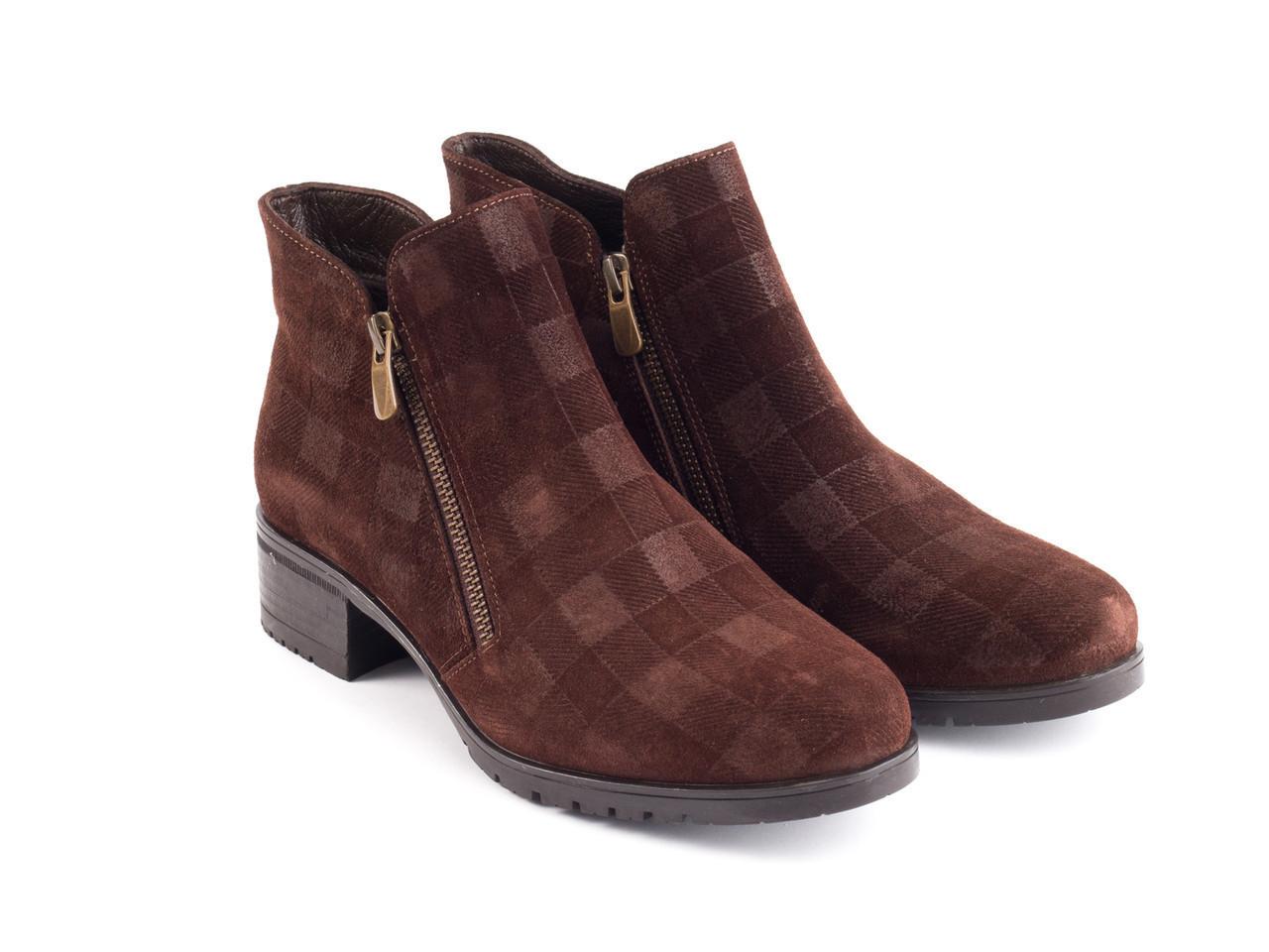 Ботинки Etor 5577-0698-9530 38 коричневые