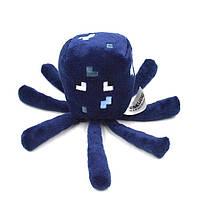 """Игрушка Осьминог из Minecraft - """"Squid"""" - 18 х 7 см., фото 1"""