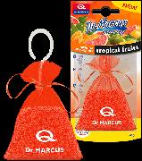 Автоосвежитель Dr. Marcus Fresh Bag (выбор аромата), Ароматизатор автомобильный (Пахучка в салон авто) MiX Tropical fruits