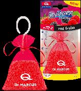 Автоосвежитель Dr. Marcus Fresh Bag (выбор аромата), Ароматизатор автомобильный (Пахучка в салон авто) MiX Red fruits