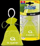 Автоосвежитель Dr. Marcus Fresh Bag (выбор аромата), Ароматизатор автомобильный (Пахучка в салон авто) MiX Lemon