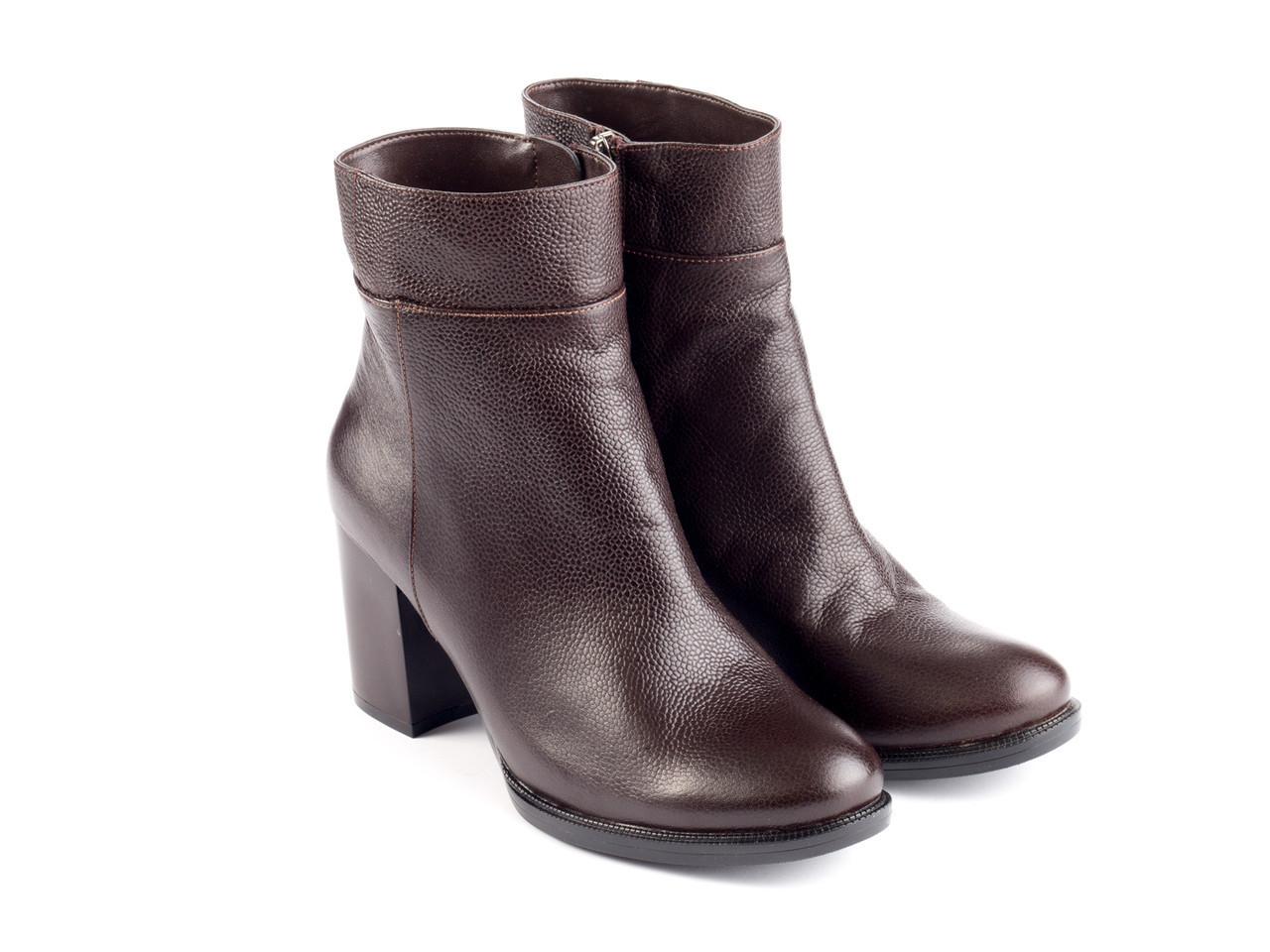 Ботинки Etor 2861-011-7042 37 коричневые