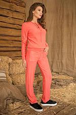 Женский вязанный костюм №456, фото 2